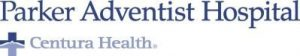 Logo for Parker Adventist Hospital