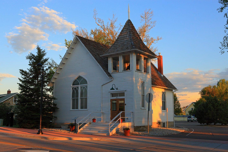 Ruth Memorial Chapel Wedding Venue