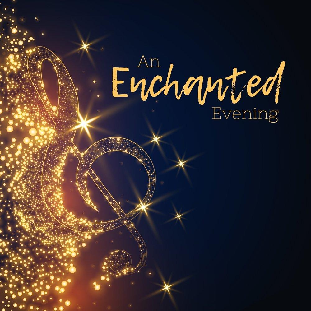 An Enchanted Evening Showcard