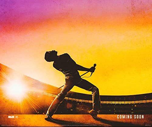 Bohemian Rhapsody coming soon showcard