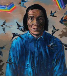 Rainbows by Steven Yazzie