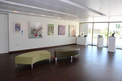 PACE Center Art Gallery