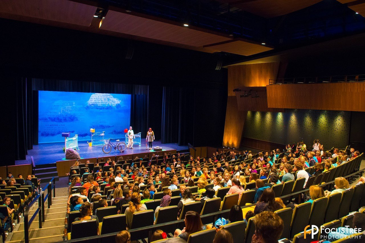 Theater at the PACE Center in Parker, CO