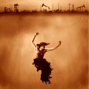 Oil Boom by Cara Romero