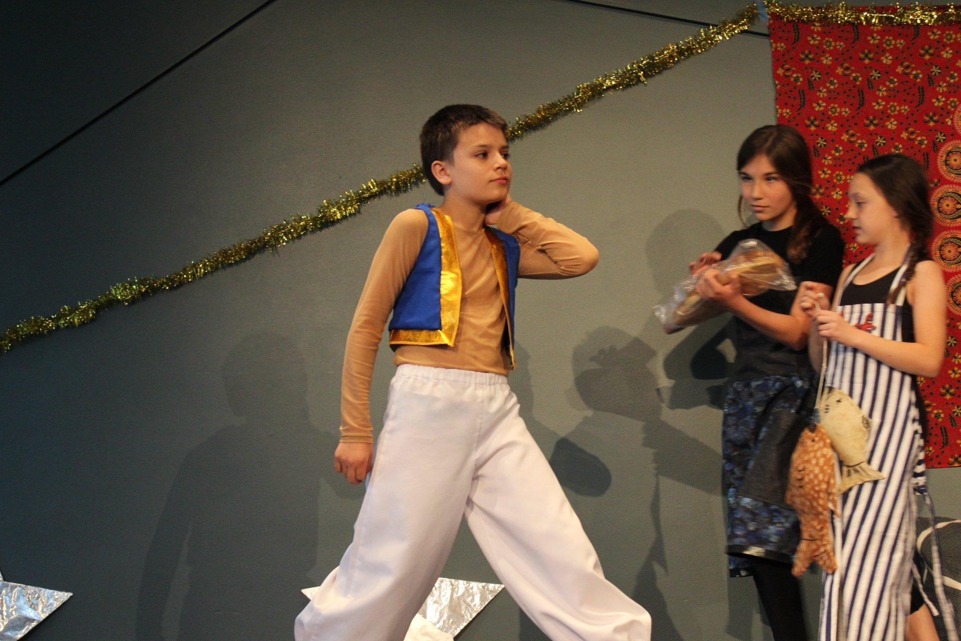 KidStage Aladdin