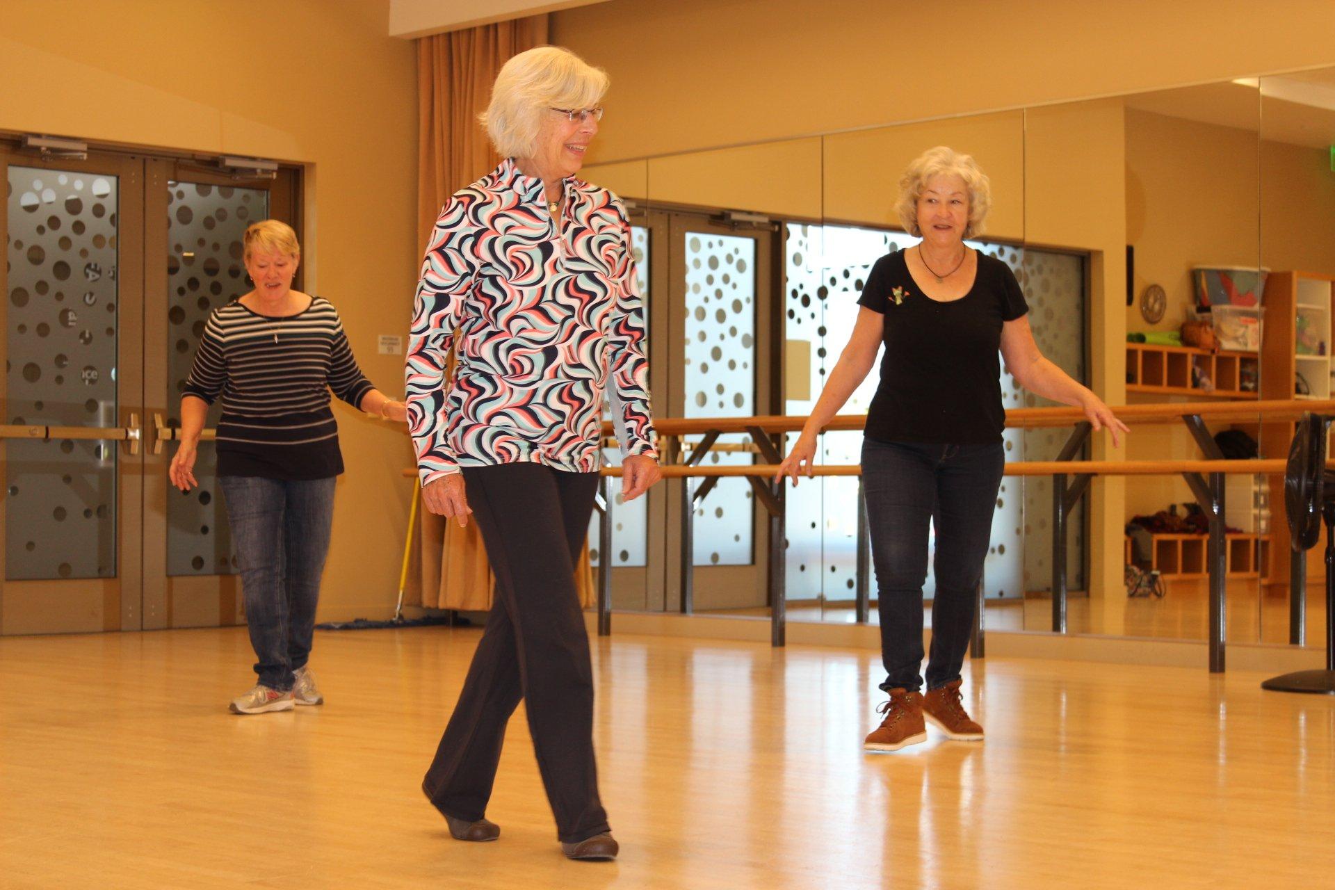 Intro to Line Dance