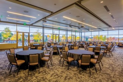 Event Room at the PACE Center in Parker, CO.