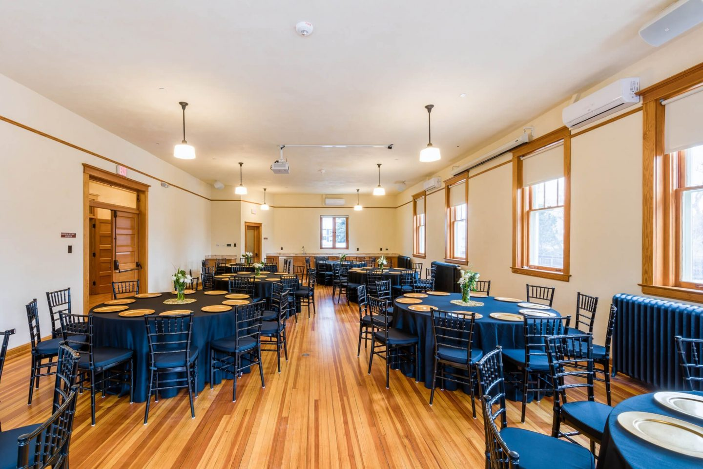 Event Room at The Schoolhouse in Parker, CO.