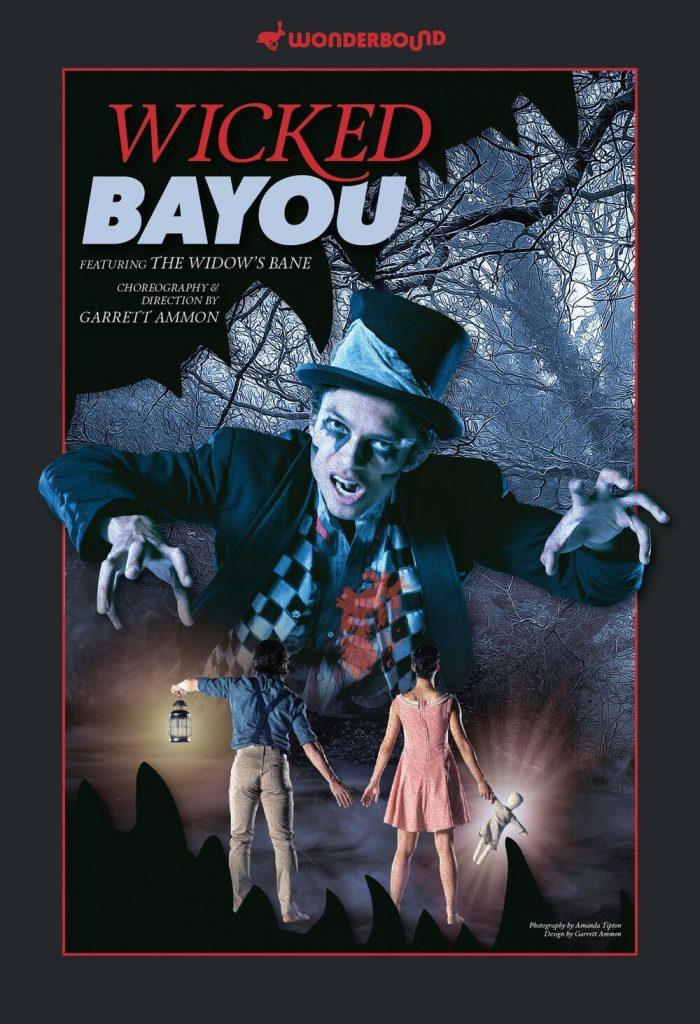 Wonderbound: Wicked Bayou Poster