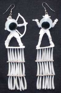 Toying with Stereotypes of Tribal Dada by Linley Logan