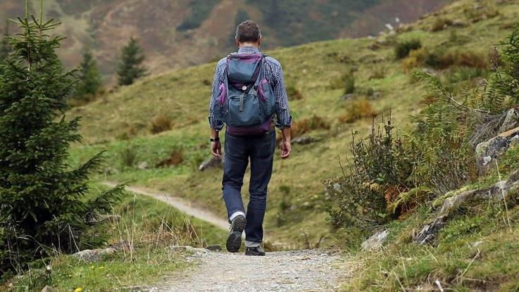Hiking Douglas County