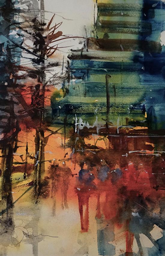 Steve Griggs Painting