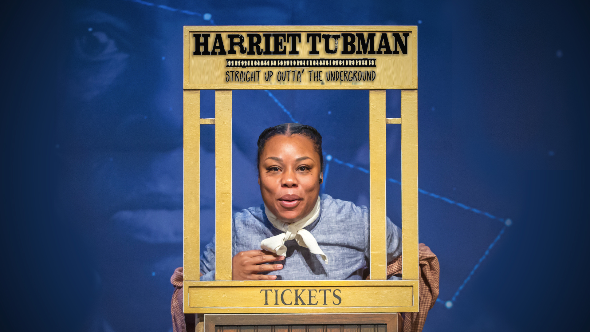 Harriet Tubman Interactive Virtual Show