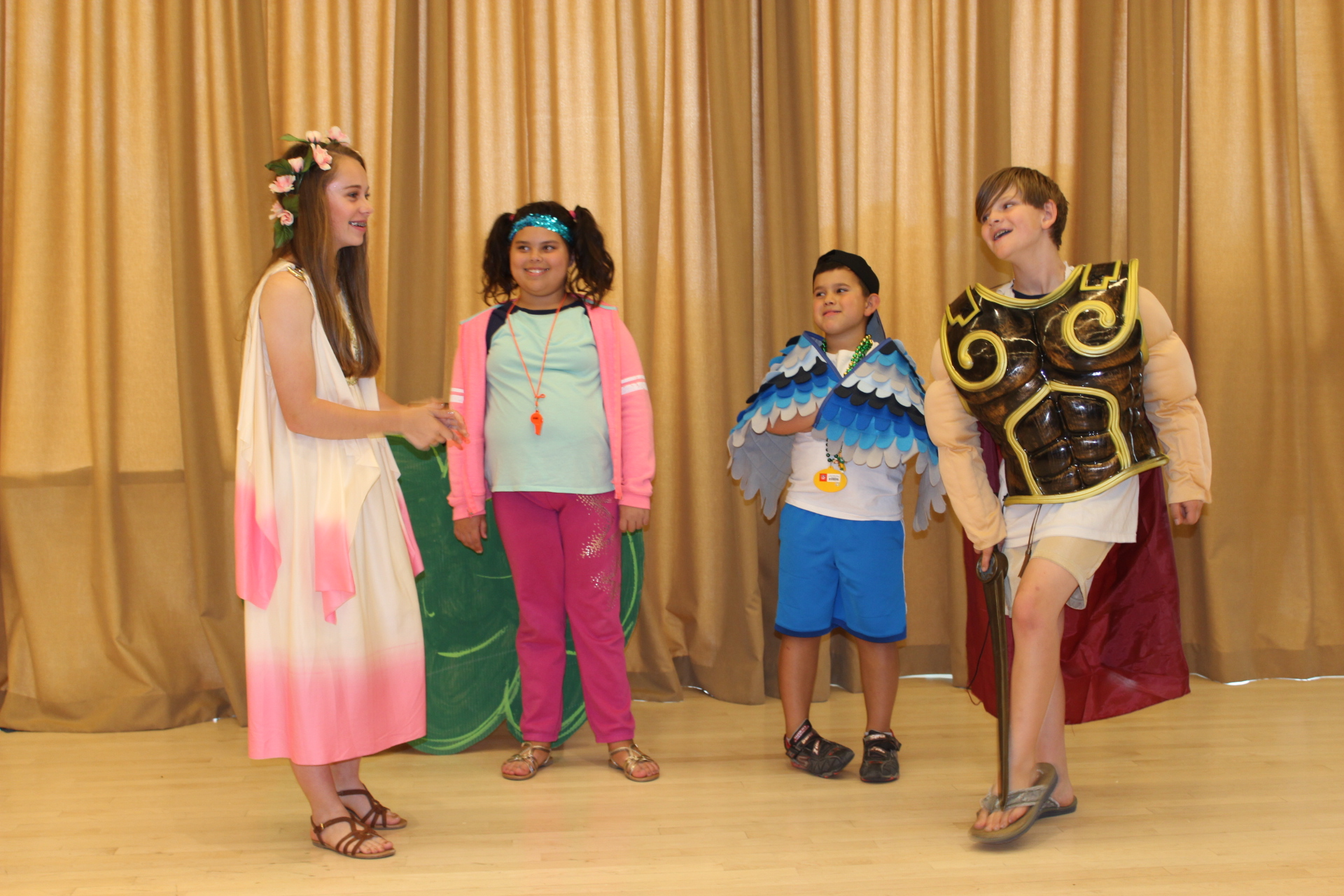 Kids Intro to Acting