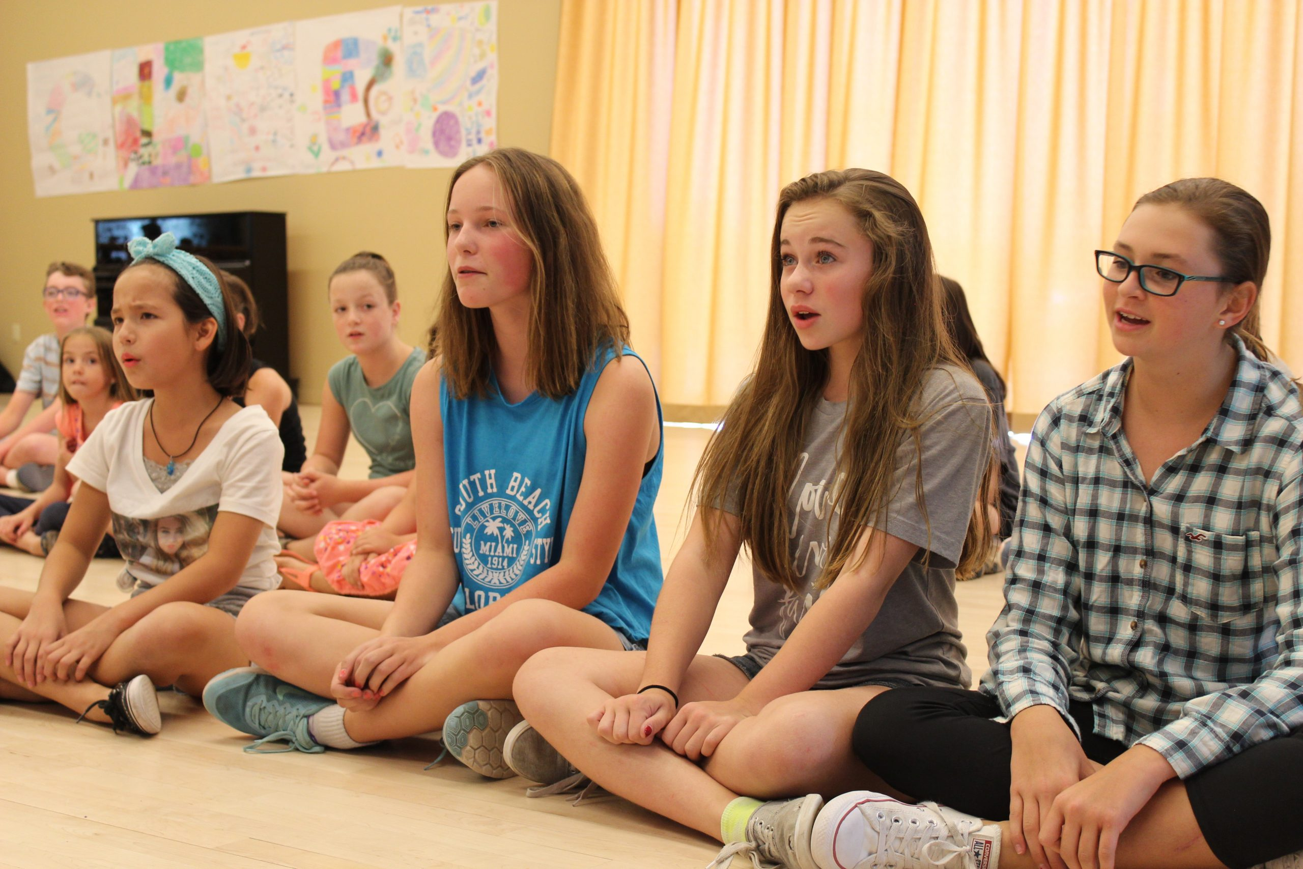 Summer Teen Musical Theater Intensive