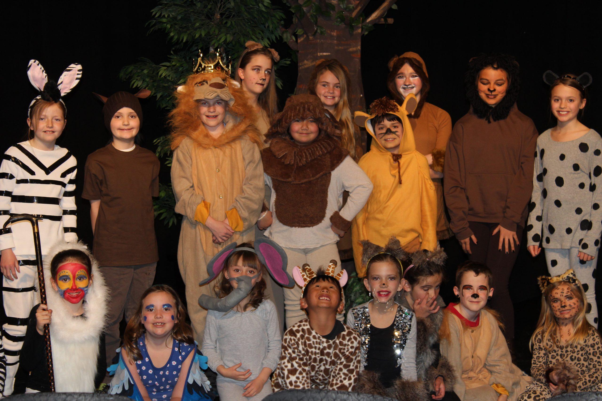 KidStage Stars: Lion King
