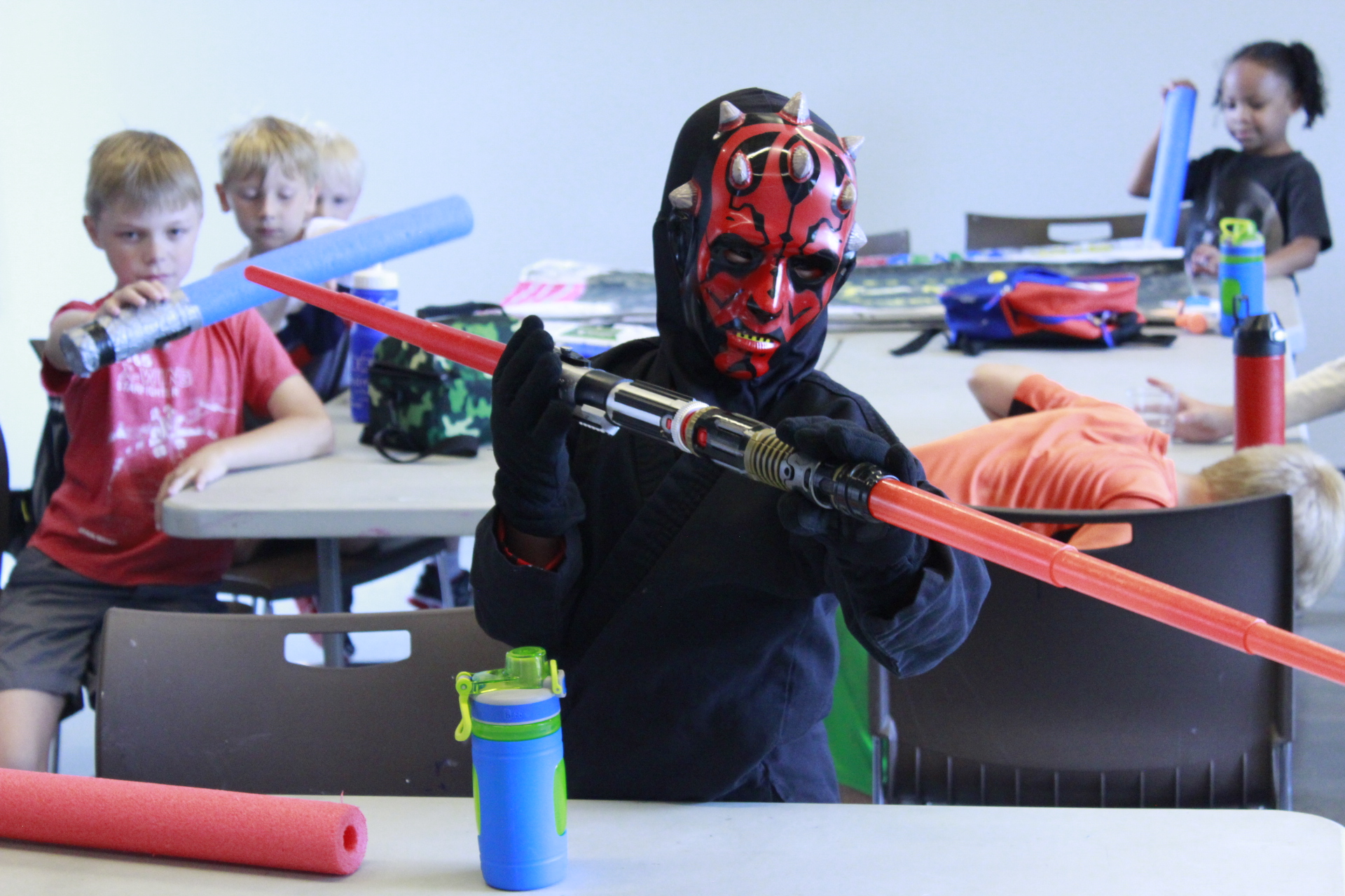 Star Wars Camp: Arts, Science, Cooking, Water Fun 2