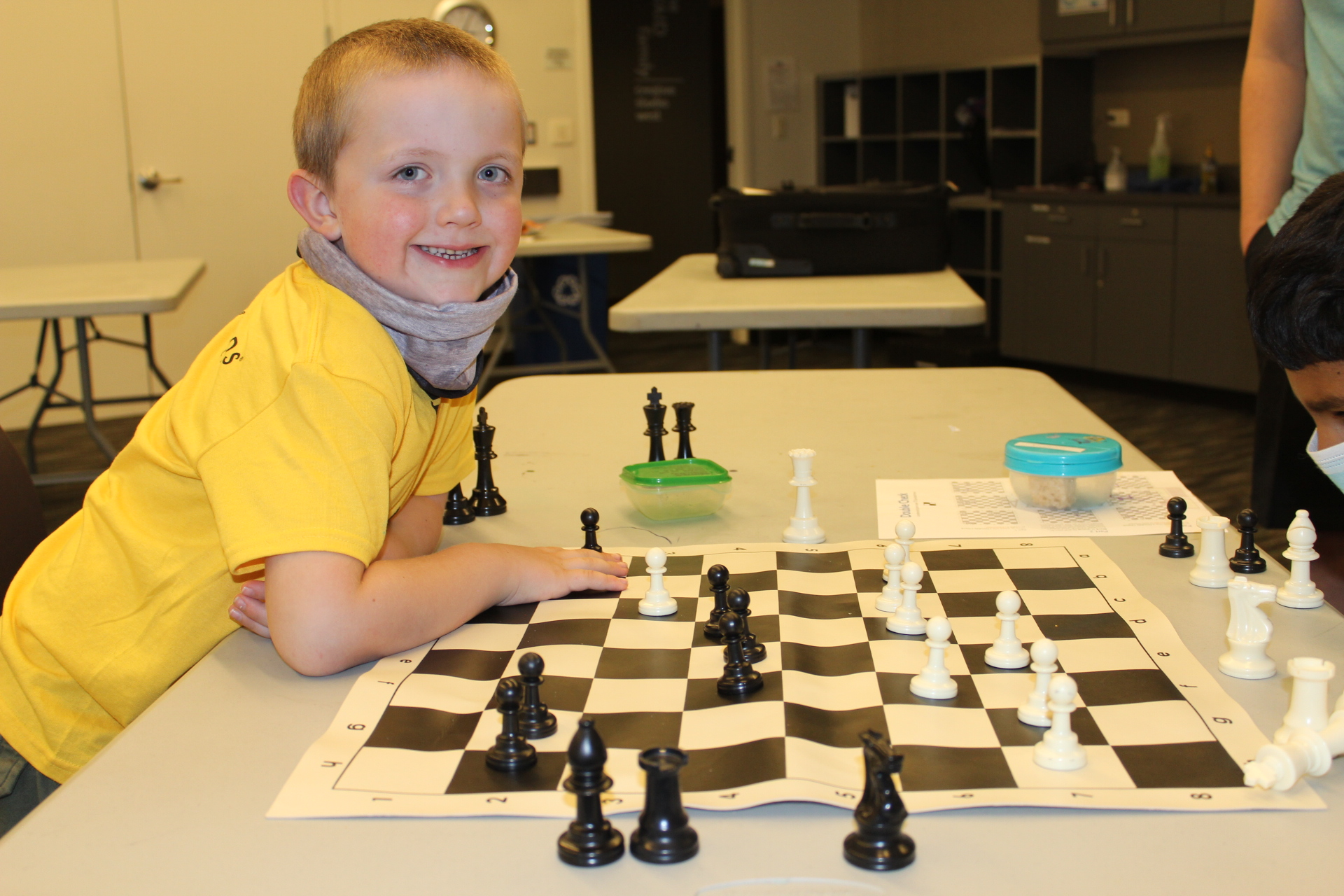 Chess Wizards Chess Camp