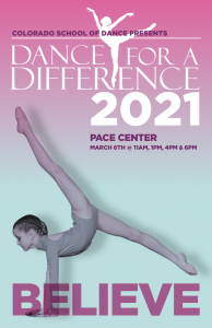 Dance for a Difference 2021