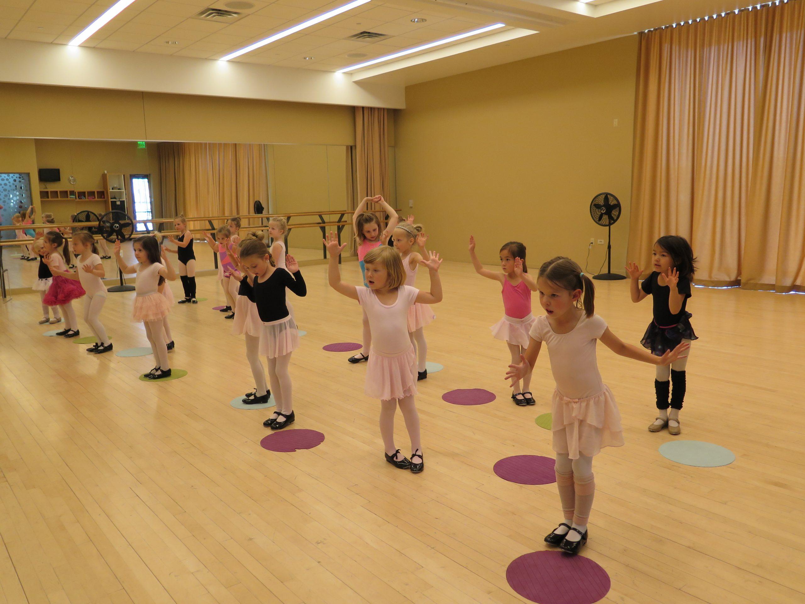 Beginning Butterfly Dance Camp