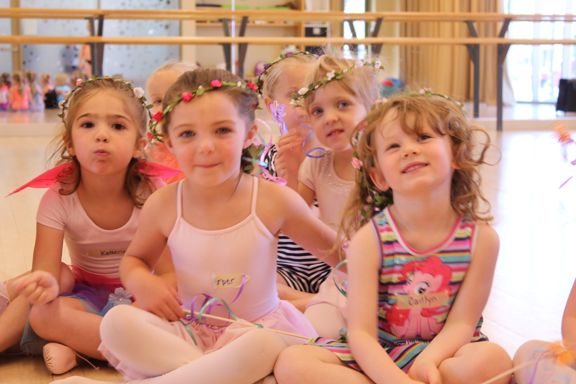 Preschool Fairytale Dance Camp