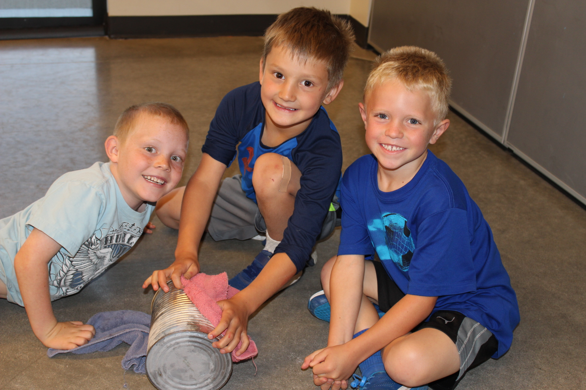 Science Rocks! Summer Camp