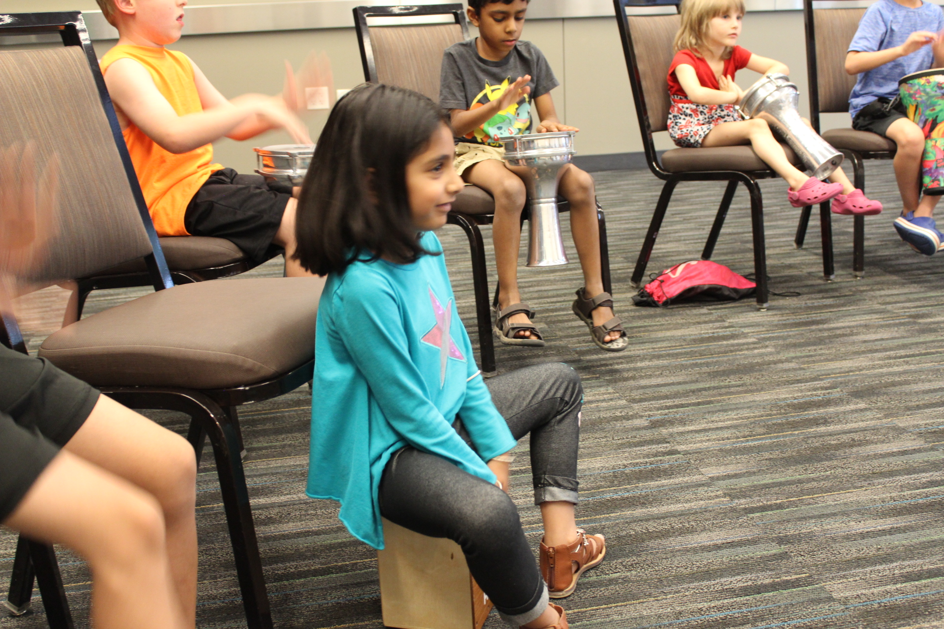 Rhythm & Percussion with Sound Math™