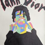 Iann Dior by Caleb Arkell, 9 x 7, Paper on Paper
