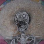 Senor by Bobby Esparza, 23 x 17, Chalk Pastel