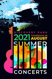 Discovery Park 2021 Summer Concerts