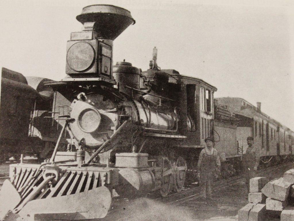 Parker train